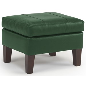 Best Home Furnishings Treynor Contemporary Ottoman