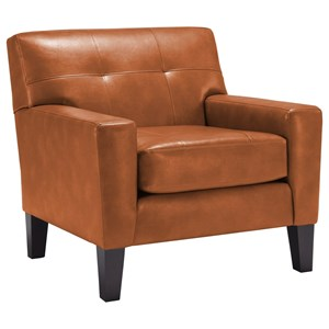 Studio 47 Treynor Contemporary Club Chair