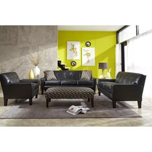 Best Home Furnishings Treynor Living Room Group