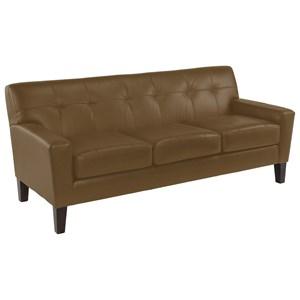Best Home Furnishings Treynor Contemporary Stationary Sofa