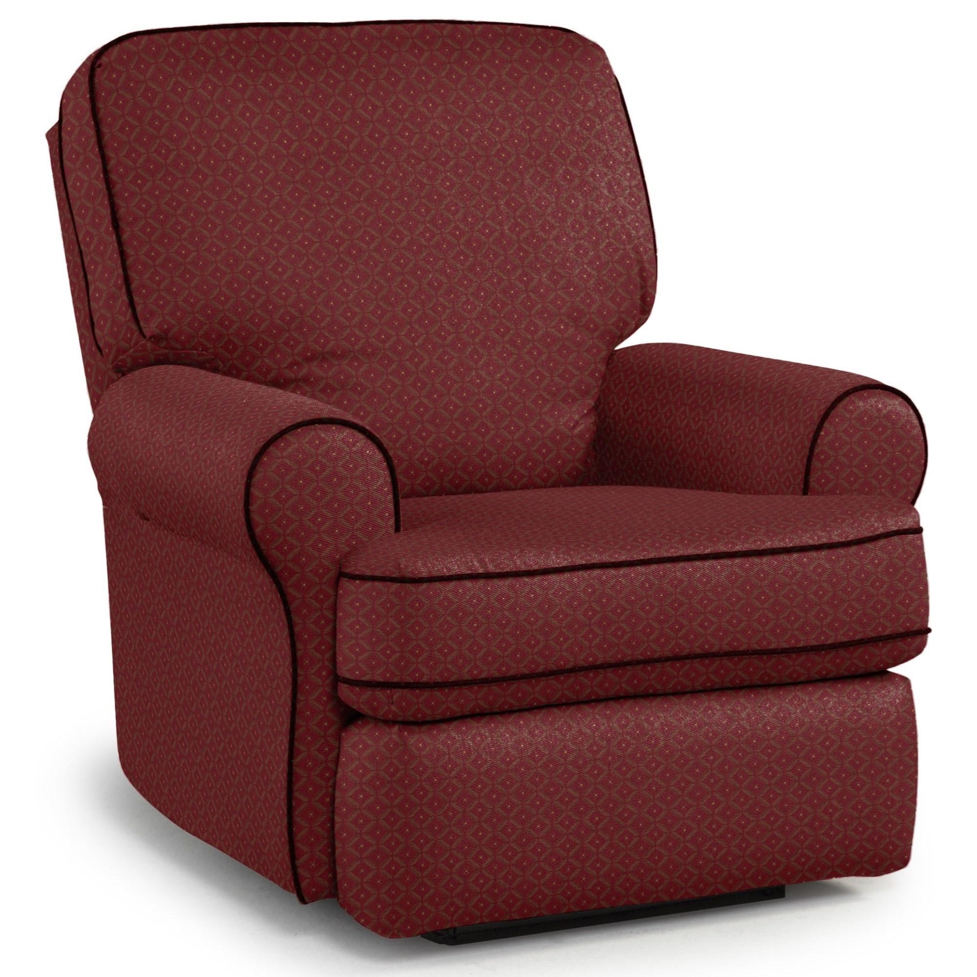 Best Home Furnishings Tryp Wallhugger Recliner - Item Number: -1743602149-18028