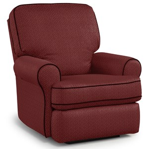 Morris Home Furnishings Tryp Wallhugger Recliner