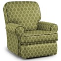 Best Home Furnishings Tryp Wallhugger Recliner - Item Number: -1743602149-28421