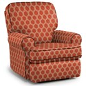 Best Home Furnishings Tryp Wallhugger Recliner - Item Number: -1743602149-28424