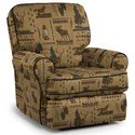 Best Home Furnishings Tryp Wallhugger Recliner - Item Number: -1743602149-31767