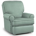 Best Home Furnishings Tryp Wallhugger Recliner - Item Number: -1743602149-33542A