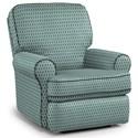 Best Home Furnishings Tryp Wallhugger Recliner - Item Number: -1743602149-33542B