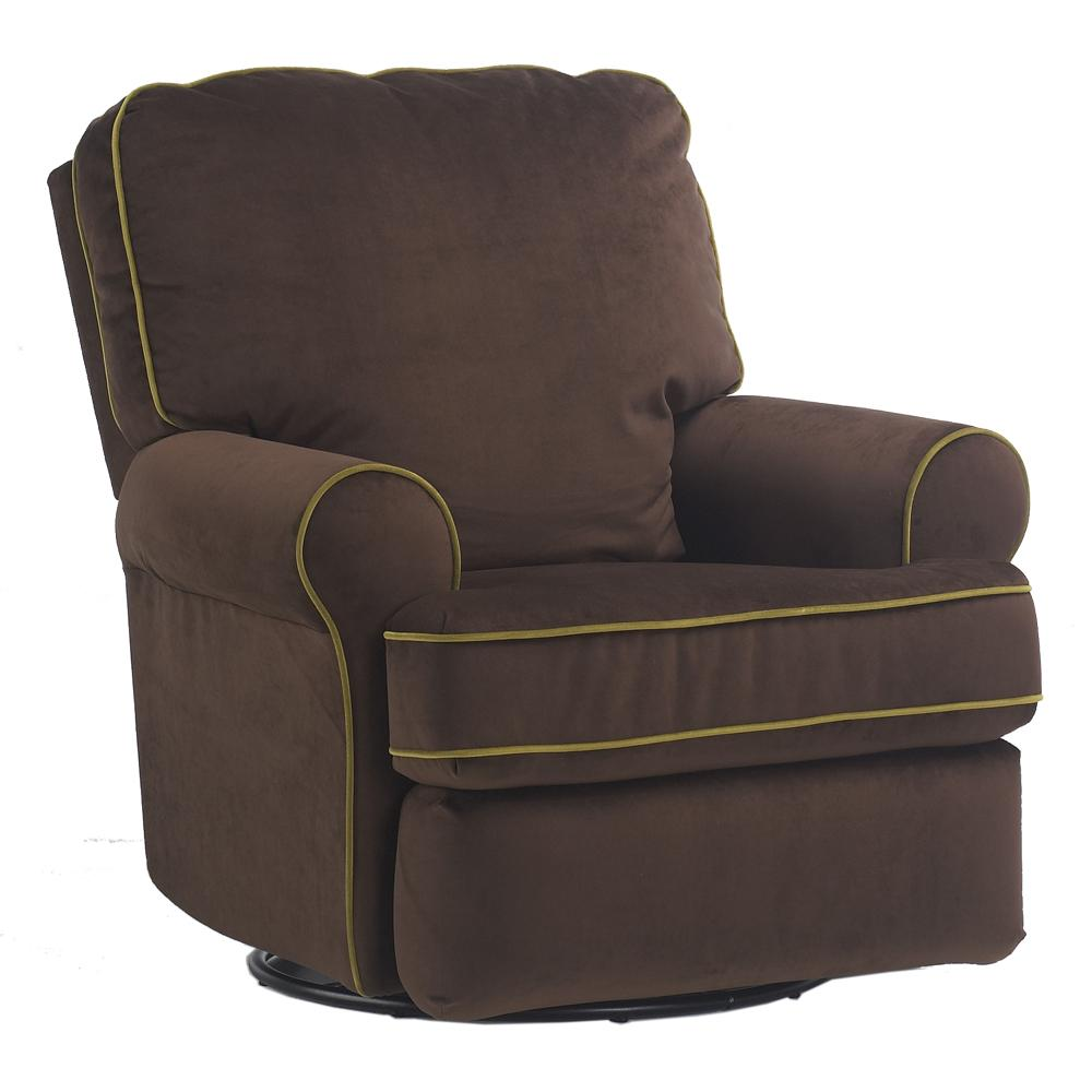 Best Home Furnishings Tryp Swivel Glider Recliner - Item Number: 5NI25