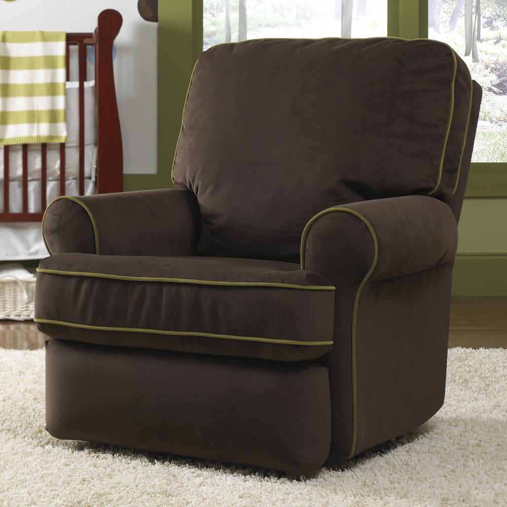 Best Home Furnishings Tryp Swivel Glider Recliner Van