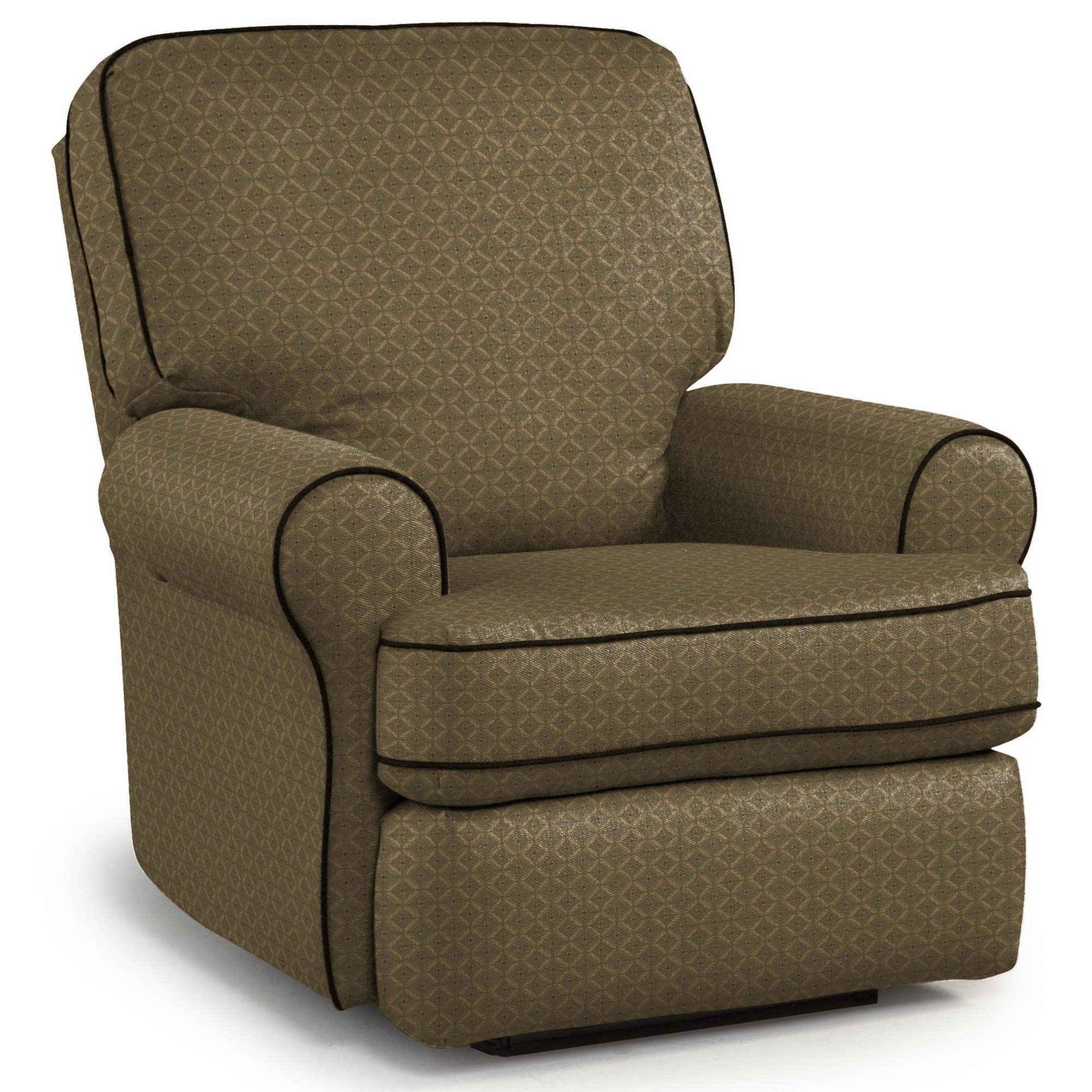 Best Home Furnishings Tryp 5ni25sc Swivel Glider Recliner