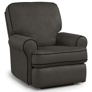 Best Home Furnishings Tryp Swivel Glider Recliner