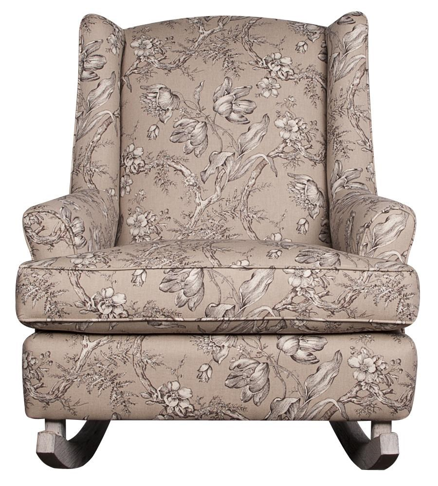 Morris Home Furnishings Wendy Wendy Upholstered Rocking Chair - Item Number: 307939064