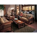 Best Home Furnishings Westney Upholstered Chair with Wood Frame - C22