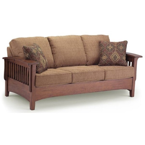 Best Home Furnishings Westney Upholstered Sofa Fmg Local Home