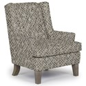 Best Home Furnishings Wing Chairs Wing Chair - Item Number: 0160-26083