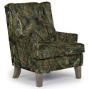 Best Home Furnishings Wing Chairs Wing Chair - Item Number: 0160-27235