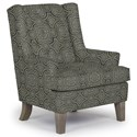 Best Home Furnishings Wing Chairs Wing Chair - Item Number: 0160-28053B