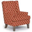 Best Home Furnishings Wing Chairs Wing Chair - Item Number: 0160-28424