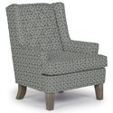 Best Home Furnishings Wing Chairs Wing Chair - Item Number: 0160-28453