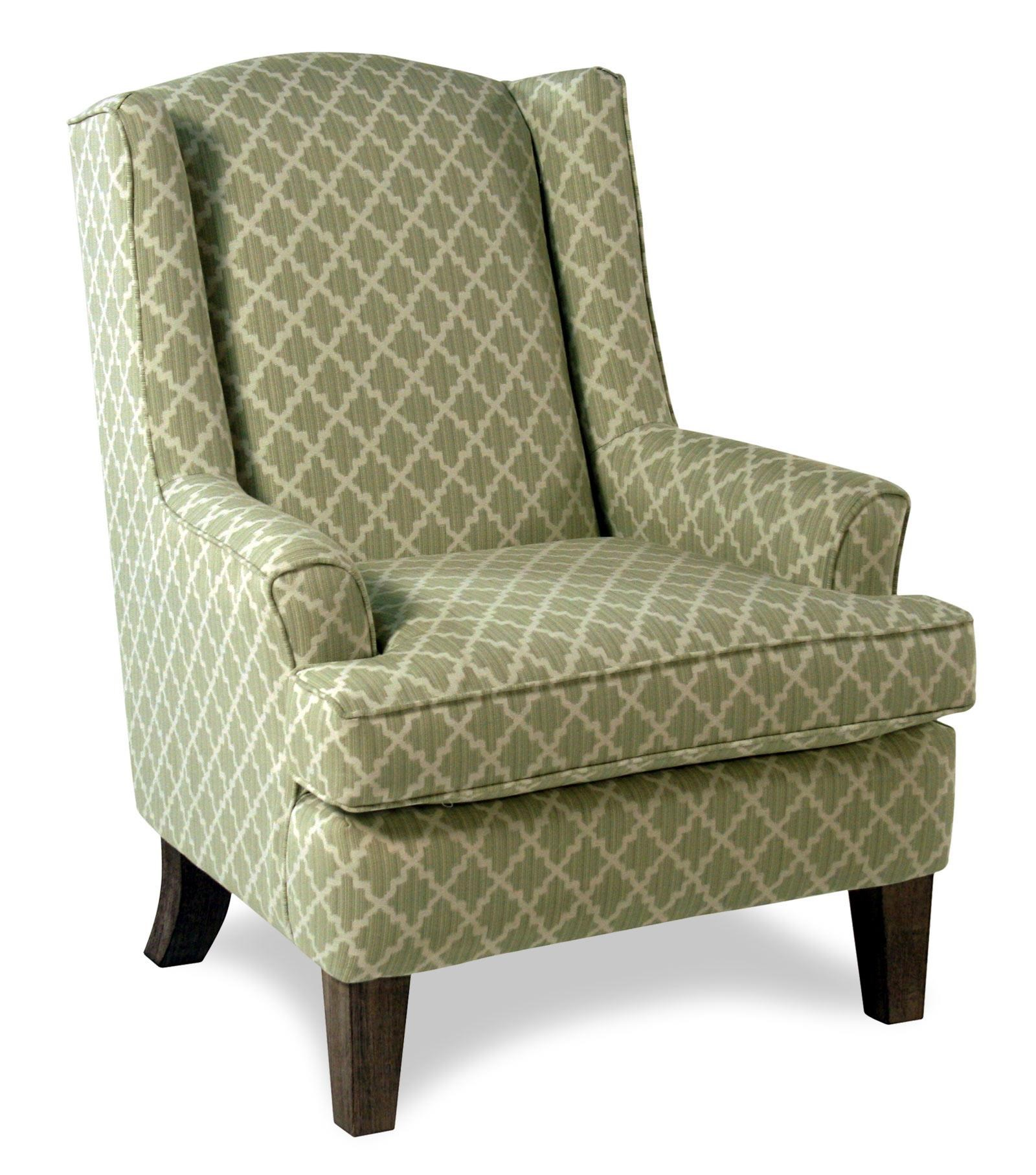 Best Home Furnishings Wing Chairs Contemporary Wing Chair | Rotmans ...