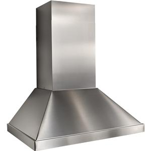 "Best Hoods Chimney Range Hoods  30"" Wall-Mounted Range Hood"