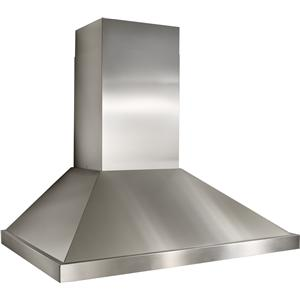 "Best Hoods Chimney Range Hoods  42"" Wall-Mounted Range Hood"