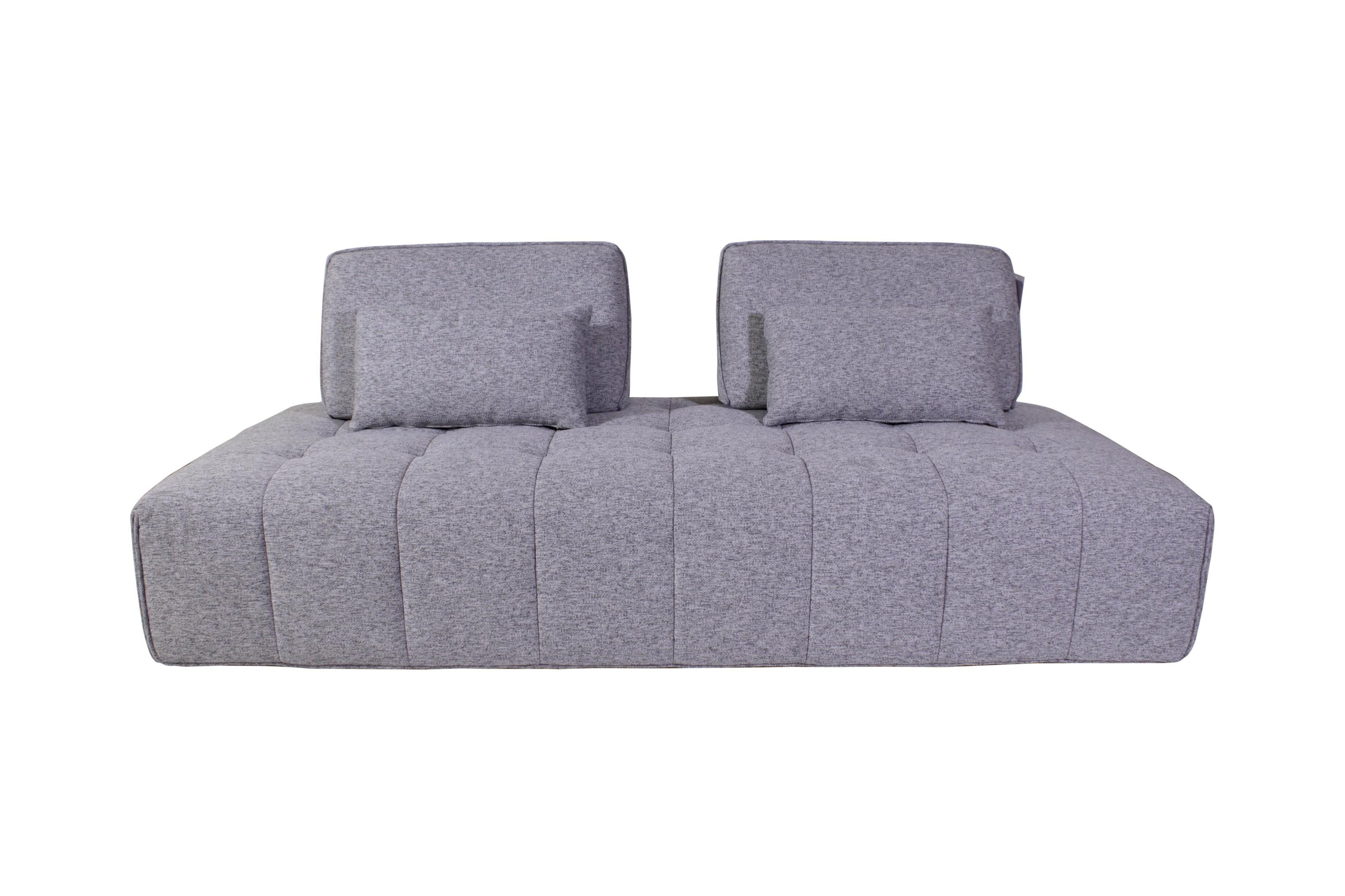 Boliya USA Utopia Armless Sofa - Item Number: KD-15099-3S