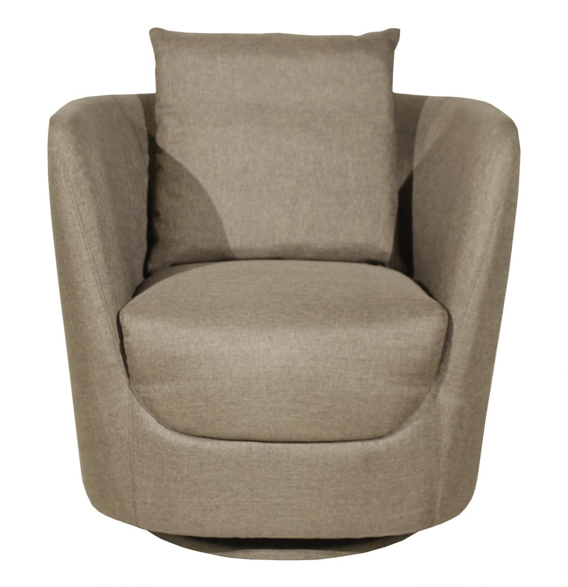 Boliya USA Carver Swivel Chair - Item Number: CO-391-CHAIR CARVER