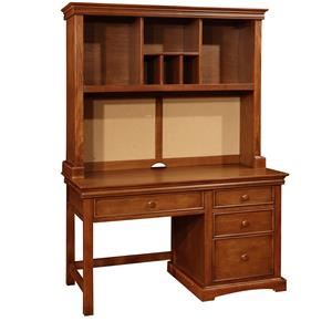 Vendor 3413 Cambridge Desk with Hutch