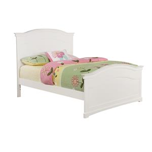 Vendor 3413 Cambridge Twin Arched Panel Bed