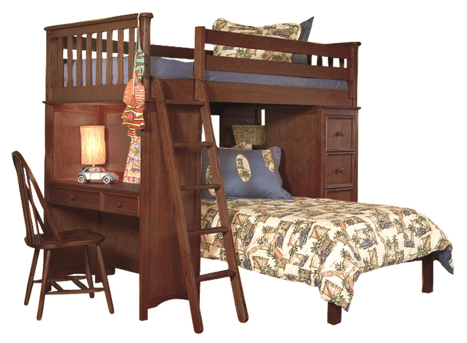 Bolton Mulberry Mulberry Twin Bunk Bed - Item Number: 475860500