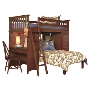 Bolton Mulberry Mulberry Twin Bunk Bed