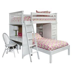 Bolton Mulberry -- Mulberry Twin Bunk Bed