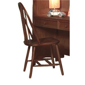 Morris Home Mulberry Mulberry Desk Chair