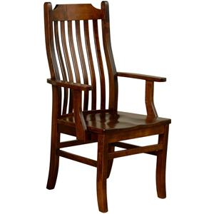Borkholder Dining Chairs Gilbert Arm Chair