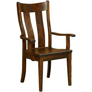 Borkholder Dining Chairs Richfield Arm Chair