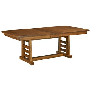 Borkholder Sunset Hills Trestle Table