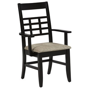 Borkholder Sunset Hills Arm Chair