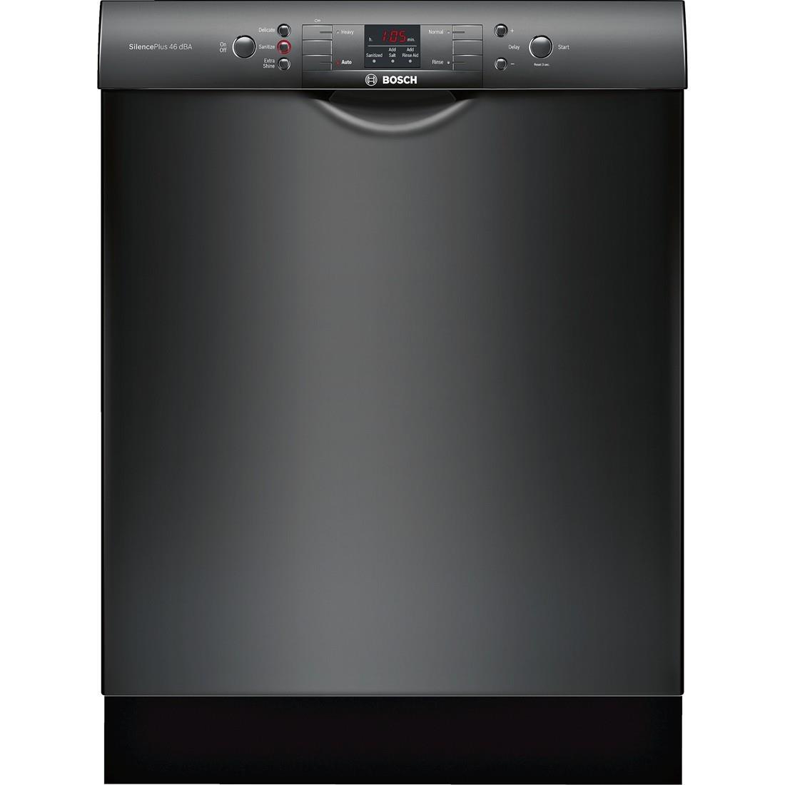 """Bosch Dishwashers 24"""" Built-In Dishwasher - Item Number: SGE53U56UC"""