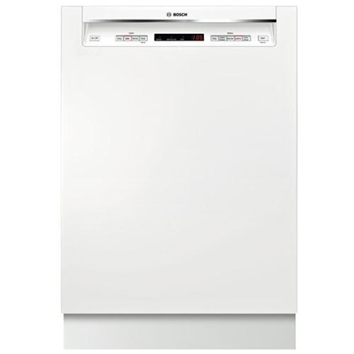"Bosch Dishwashers 24"" Built-In Dishwasher - Item Number: SHE53TL2UC"