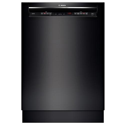 "Bosch Dishwashers 24"" Built-In Dishwasher - Item Number: SHE53TL6UC"