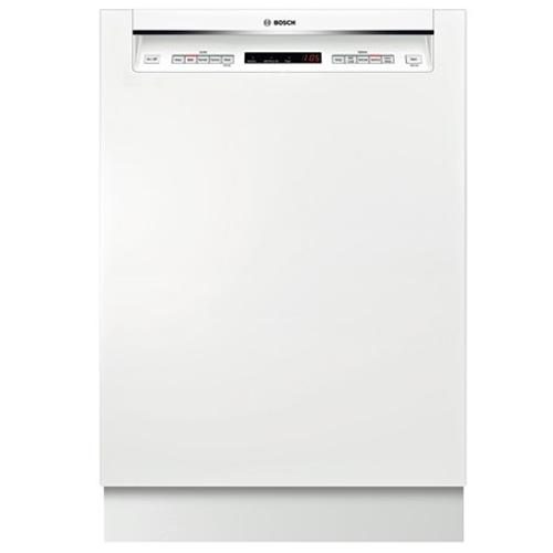 "Bosch Dishwashers 24"" Built-In Dishwasher - Item Number: SHE65T52UC"
