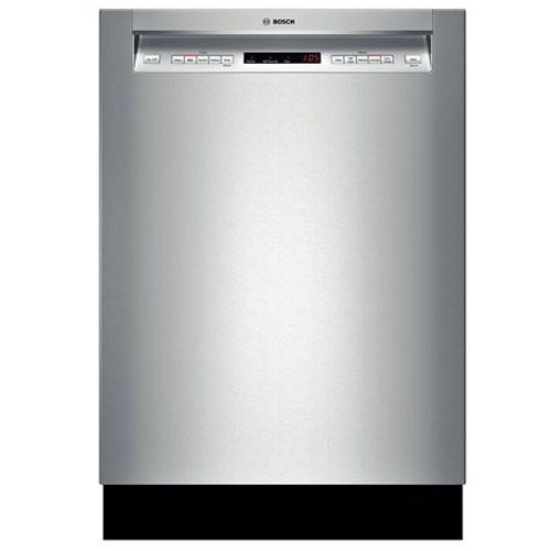 "Bosch Dishwashers 24"" Built-In Dishwasher - Item Number: SHE65T55UC"