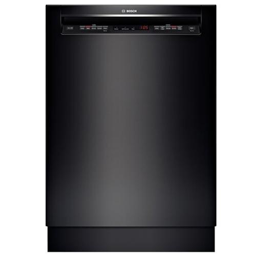 "Bosch Dishwashers 24"" Built-In Dishwasher - Item Number: SHE65T56UC"