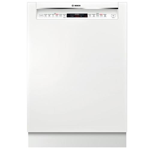 "Bosch Dishwashers 24"" Built-In Dishwasher - Item Number: SHE68T52UC"