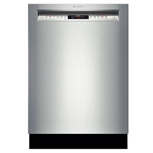 "Bosch Dishwashers 24"" Built-In Dishwasher - Item Number: SHE68T55UC"