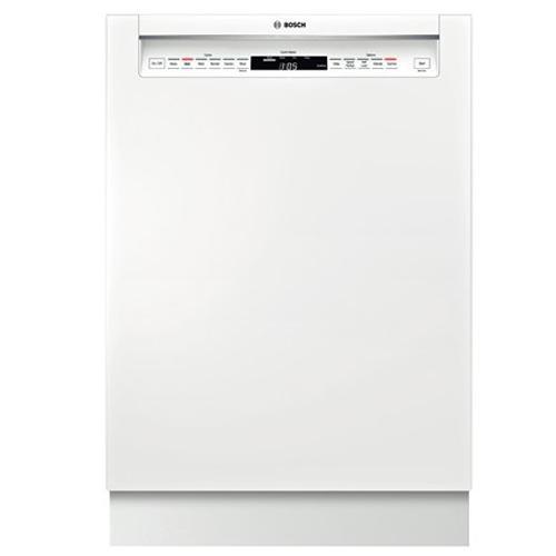 """Bosch Dishwashers 24"""" Built-In Dishwasher - Item Number: SHE7PT52UC"""
