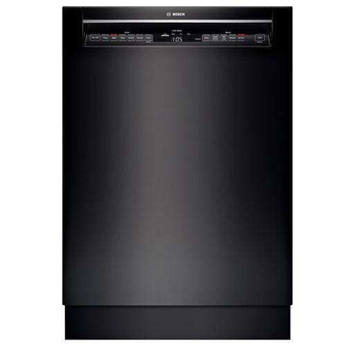"""Bosch Dishwashers 24"""" Built-In Dishwasher - Item Number: SHE7PT56UC"""