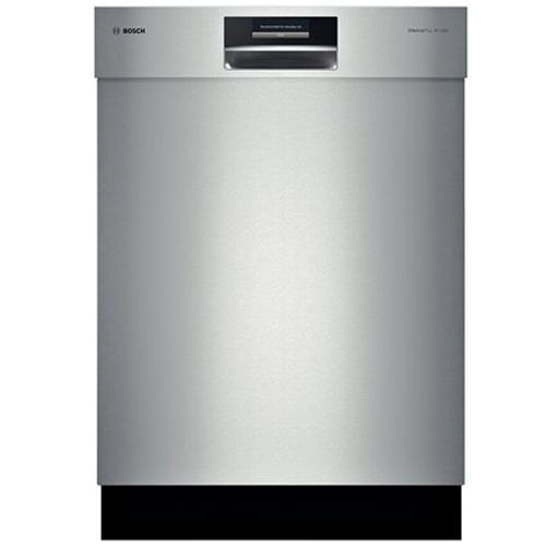 """Bosch Dishwashers 24"""" Built-In Dishwasher - Item Number: SHE8PT55UC"""