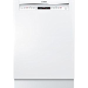 "Bosch Dishwashers 24"" Recessed Handle Dishwasher - 800 Series"